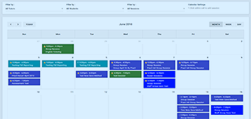 Scheduling Appointments 1