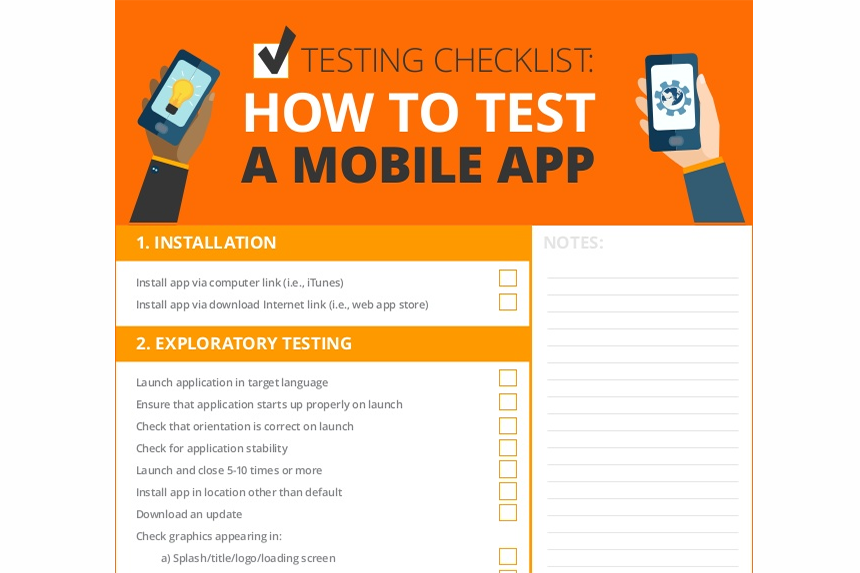 How To Test A Mobile App