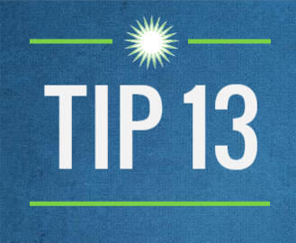 Tip 13 Never stop recruiting tutors