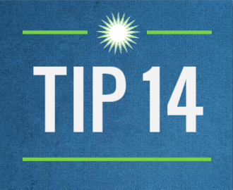 Tip 14 Who to recruit and where to find them