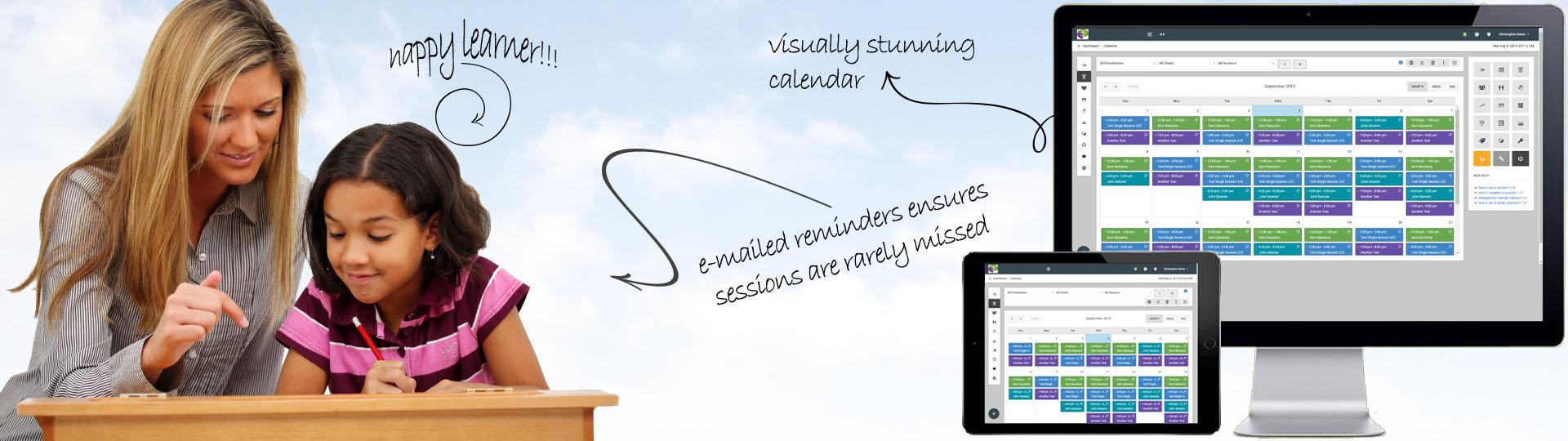 Tutor Scheduling Software for Tutors